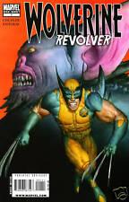 Wolverine Revolver #1 Comic Book - Marvel