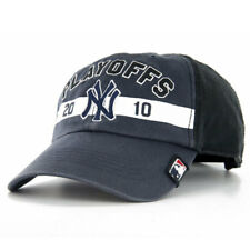 New York NY Yankees '47 Brand MLB Baseball 2010 Playoffs Cap Hat MSRP $27.99