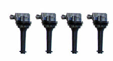 Ignition Coil Set of 4 for Volvo S60 S70 S80 C70 XC70 AWD 0221604008 - 9125601