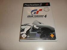 PLAYSTATION 2 PS 2 gran turismo 4 PLAYSTATION