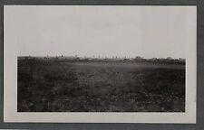 CIVILIAN CONSERVATIVE CORPS 1935 BROWNING MONTANA BLACKFEET INDIANS TEPEES PHOTO