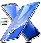 Clear Case For Samsung Galaxy S20 Plus S10E S9 S8 A10 A8 J6 Silicone Gel S7 EDGE