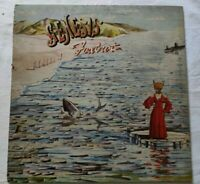 GENESIS LP FOXTROT 33 GIRI VINYL ITALY 1972 CHARISMA CAS 6369922 VG+/VG+