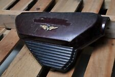 GENUINE HONDA SIDE COVER 83600-415-000 RIGHT CX500 BURGUNDY
