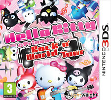 Hello Kitty & Friends: Rock N 'world tour | Nintendo 3 DS/2 DS Neuf (4)