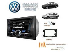 1998-2002 VOLKSWAGEN GOLF GTI JETTA PASSAT Stereo Kit, BLUETOOTH CD AUX USB