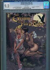 Grimm Fairy Tales #2  (1st Print)   CGC 9.2  WP   (Cinderella)