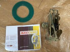 Meccano Kit De Reloj De Péndulo Número 1 parte de componentes y las instrucciones de copiado
