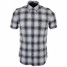 Diesel Men's Check Casual Shirts & Tops