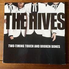 "The Hives-dos antorcha de sincronización y huesos rotos 7"" Vinilo"