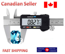 "LCD Digital Electronic Stainless Steel Vernier Caliper Gauge Micrometer 150mm 6"""