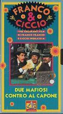 FRANCO E CICCIO - DUE MAFIOSI CONTRO AL CAPONE (1966) VHS