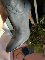 Manolo Blahnik women's leather Shoes size 41