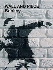 Wall and Piece by  Banksy Book  Art