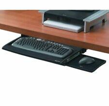 Fellowes Office Suites Underdesk Keyboard Drawer Black/Silver 9140305