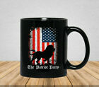 Patriot Party Lion Conservative Patriotic 4th of July Coffee Mug Gift For Friend