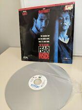 The Fear Inside Laser Disc