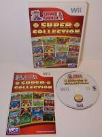 Rare Chuck E. Cheese's Super Collection Complete in Box CIB Nintendo Wii Chuckie