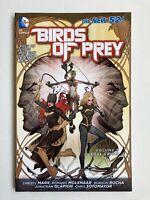 Birds of Prey Vol 5 Soul Crisis - DC Comics New 52 Trade Paperback Graphic Novel