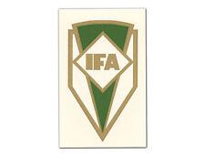 Aufkleber Tankemblem IFA für IFA BK350, RT125/0