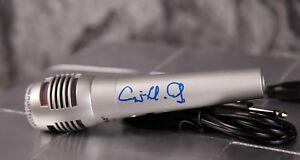 GFA Standup Comedian CRISTELA ALONZO Signed Microphone C2 COA