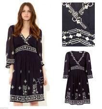 Monsoon Chiffon Party Regular Size Dresses for Women