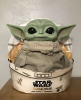 Mandalorian The Child Star Wars Plush Toy 11 inch Baby Yoda Figure