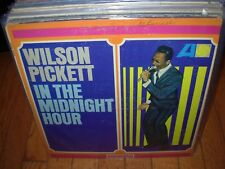 WILSON PICKETT in the midnight hour ( r&b )