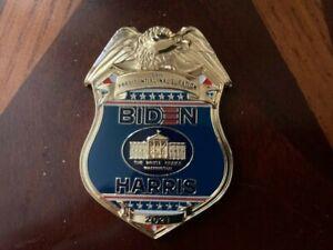 Collector 2021 Biden Harris Inauguration FLEOA Challenge Coin Ltd Edition