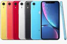 Apple iPhone XR Unlocked or AT&T Verizon T-Mobile Sprint 64GB 128GB 256GB