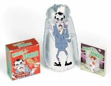 Whack-a-Zombie Inflatable Punching Bag! (Mini Kit) - New - O'Brien, S Horror Odd