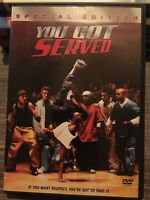 You Got Served (DVD, 2004, Special Edition) W/INSERT✅