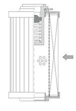 Hydraulic Filter Wix R17C10CB