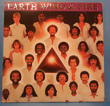 EARTH, WIND & FIRE FACES VINYL 2X LP 1980 PROMO FUNK GREAT CONDITION! VG+/VG+!!