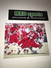 Siran Neal Jacksonville State hand signed autographed 8x10 football photo