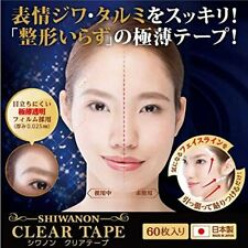 CHEZ MOI Shiwanon Clear Tape Face Lift up From Japan