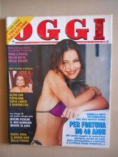 OGGI 11 1995 Ornella Muti Raul Bova Lorella Cuccarini Alessandra Martines [CDP]