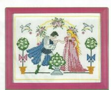 Shakespeare Romeo & Juliet English Major Drama Teacher Cross Stitch Pattern 1336