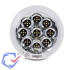 LED Deckenleuchte Deckenlampe Lampe Bewegungsmelder PIR Sensor 9W Warmweiß