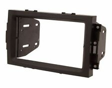 Chrysler Dodge Jeep Radio Stereo Double 2 Din Dash Mount Trim Install Kit