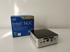 Intel NUC NUC5i7RYH Mini PC i7-5557U 3.4GHz 8GB RAM 256GB SSD Win 10 Pro NEW