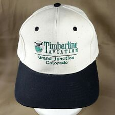 388253bb81387 Timberline Aviation Snapback Cap Dad Hat Grand Junction Colorado Charter  Flying