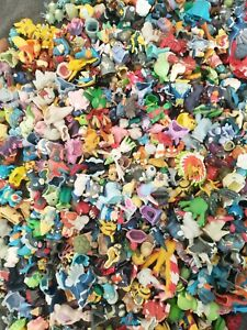 12 to 100 Random Lot Pokemon finger puppets & figures Authentic Tomy Bandai toys