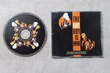 "CD AUDIO MUSIQUE / STUNTMASTERZ ""THE LADYBOYS IS MINE"" CD MAXI-SINGLE 2T 2001"