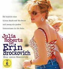 Erin Brockovich - Julia Roberts - DVD - OVP - NEU