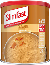 SLIMFAST High Protein Meal Replacement Powder | Diet Shake - 12 16 50 Servings