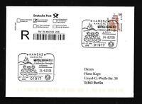10034) Reco-Brief EF Do-Nominale 51oPF/2,61€ SST Kamenz 2006 Chortreffen