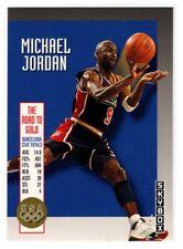 MICHAEL JORDAN USA TEAM 1992-93 SKYBOX USA