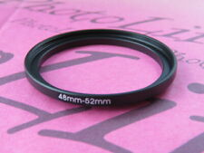 48mm to 52mm Stepping Step Up Filter Ring Adapter 48mm-52mm
