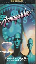 Armageddon Prophecies of our time and the end of time VHS 1997 questar